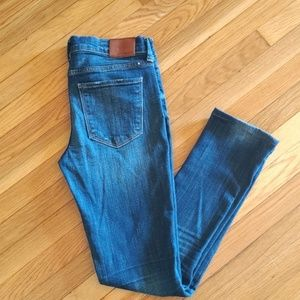 Lucky Brand Brooke Slim Boot jeans size 28